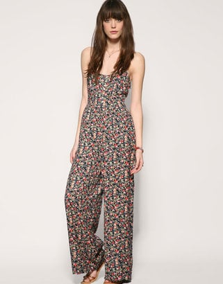 Floral Jumpsuits for Summer 2010
