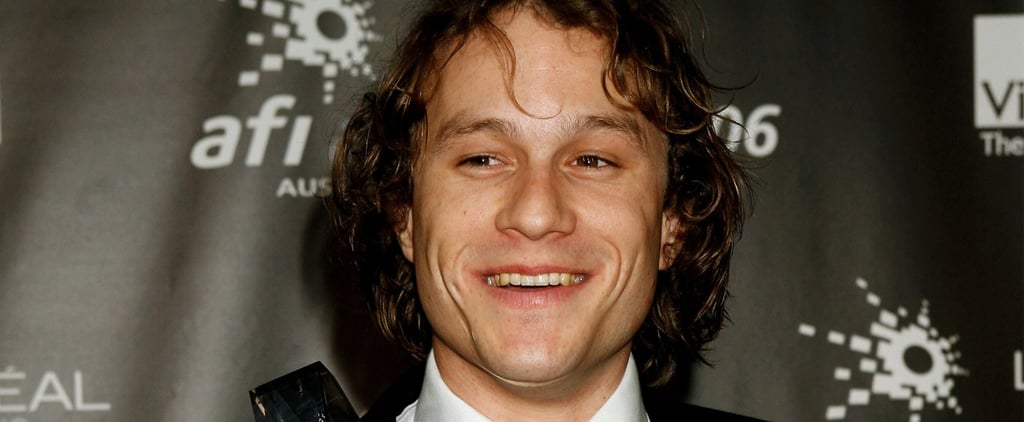 This Resurfaced Heath Ledger Video Is Both Hilarious and Heartbreaking
