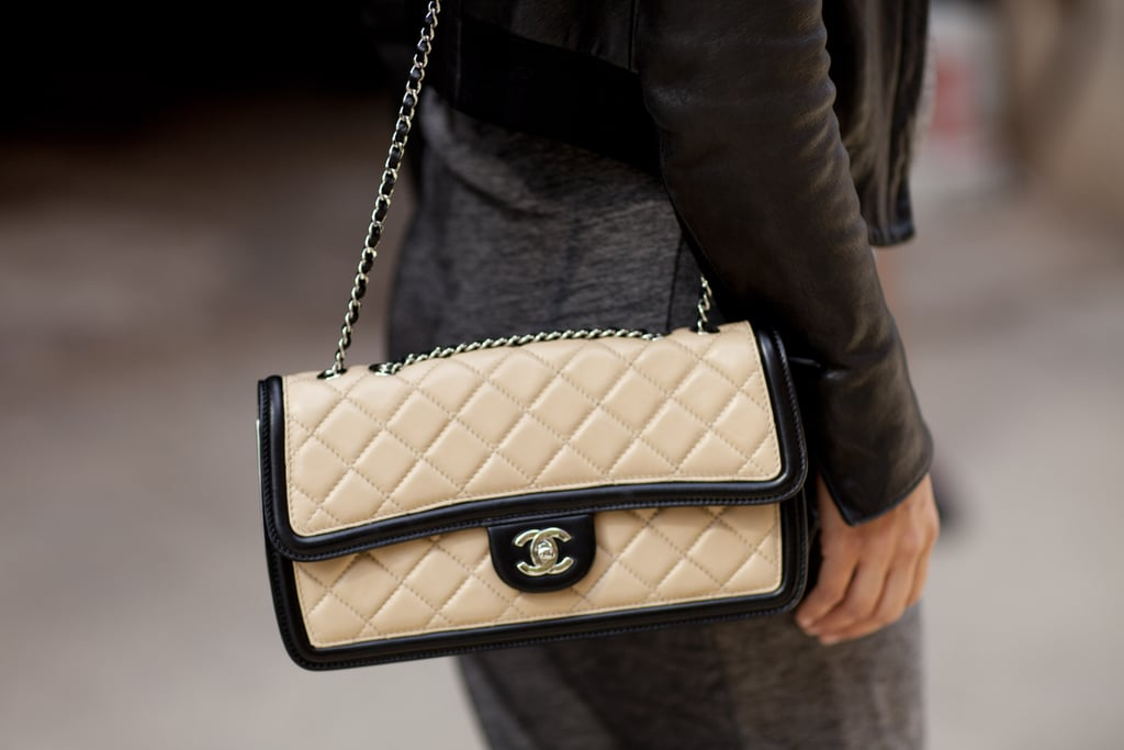 The chicest kind of Chanel.
