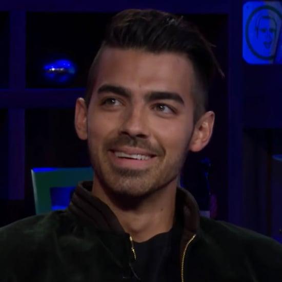 Joe Jonas on Watch What Happens Live July 2016