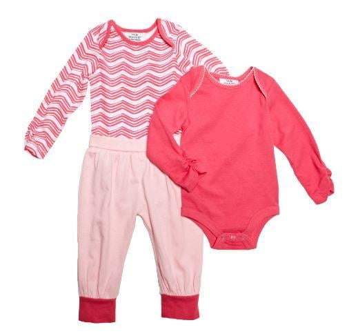 Trendtotting: Tori Spelling to Relaunch Little Maven Clothing Line (Now For Babies)