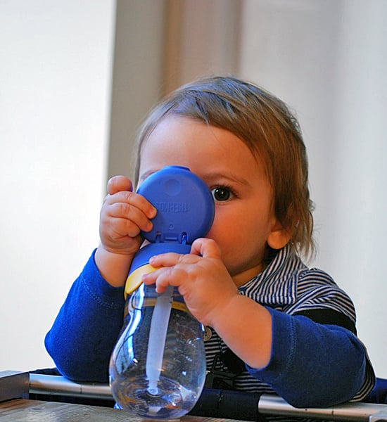 Thermos Foogo Plastic Leak-Proof Straw Bottle