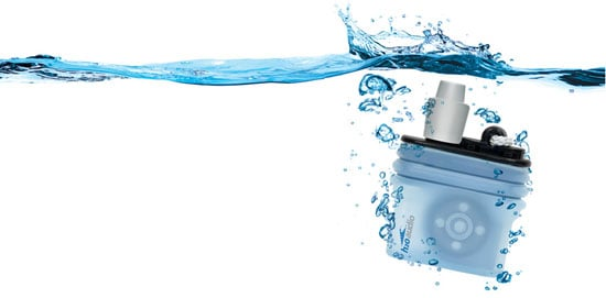 Cool Fitness Gadget: H2O Audio Shuffle Case