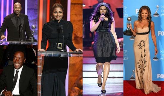 NAACP Image Awards Winners