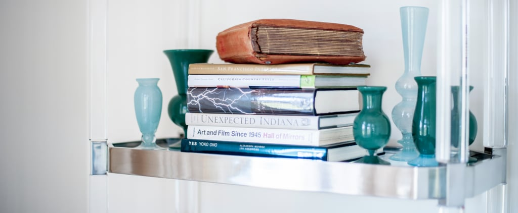10 Flea Market Finds to Take Your Bookcase From Meh to Magnificent