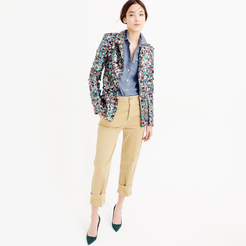 J.Crew Collection Sequined Blazer ($1,100)