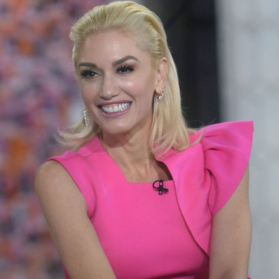 Gwen Stefani on The Today Show October 2015 | Video