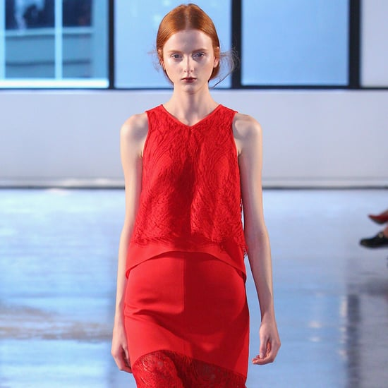 Ginger & Smart 2014 Australia Fashion Week Runway Pictures