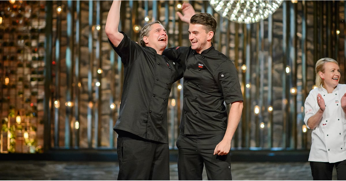 My kitchen rules 2015 winner interview will and steve for Y kitchen rules contestants