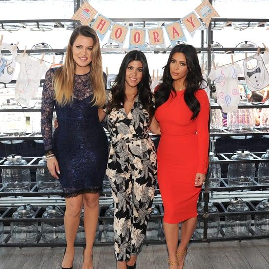 Kardashians Host Military Baby Shower
