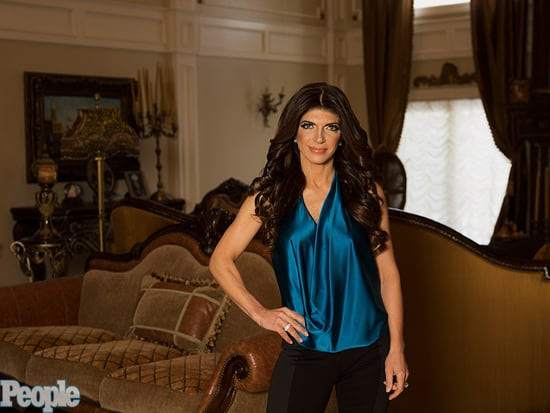 Oatmeal and Salad: Teresa Giudice Describes Her Prison Diet