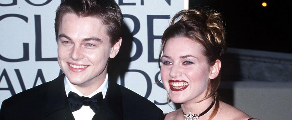 See Side-by-Side Then-and-Now Pictures of Leonardo DiCaprio and Kate Winslet