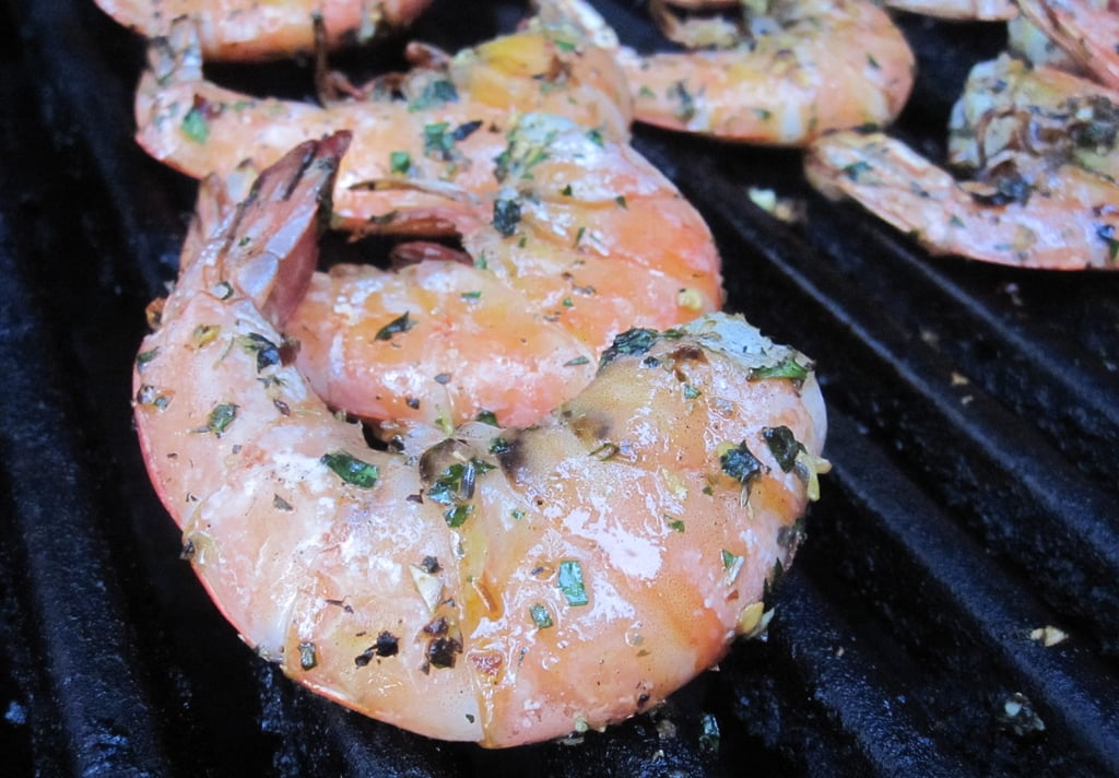 Shrimp With Chile, Oregano, and Olive Oil