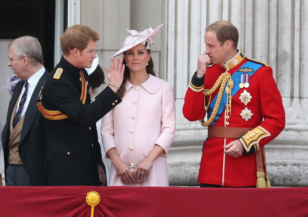 Kate Middleton Goes Pink For Her Final Public Appearance