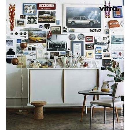 Desire/Acquire: White Modern Sideboard