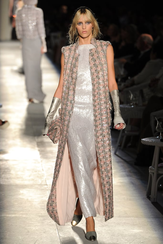 Chanel Couture Fall 2012