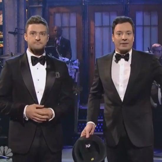 Jimmy Fallon and Justin Timberlake's SNL 40th Monologue