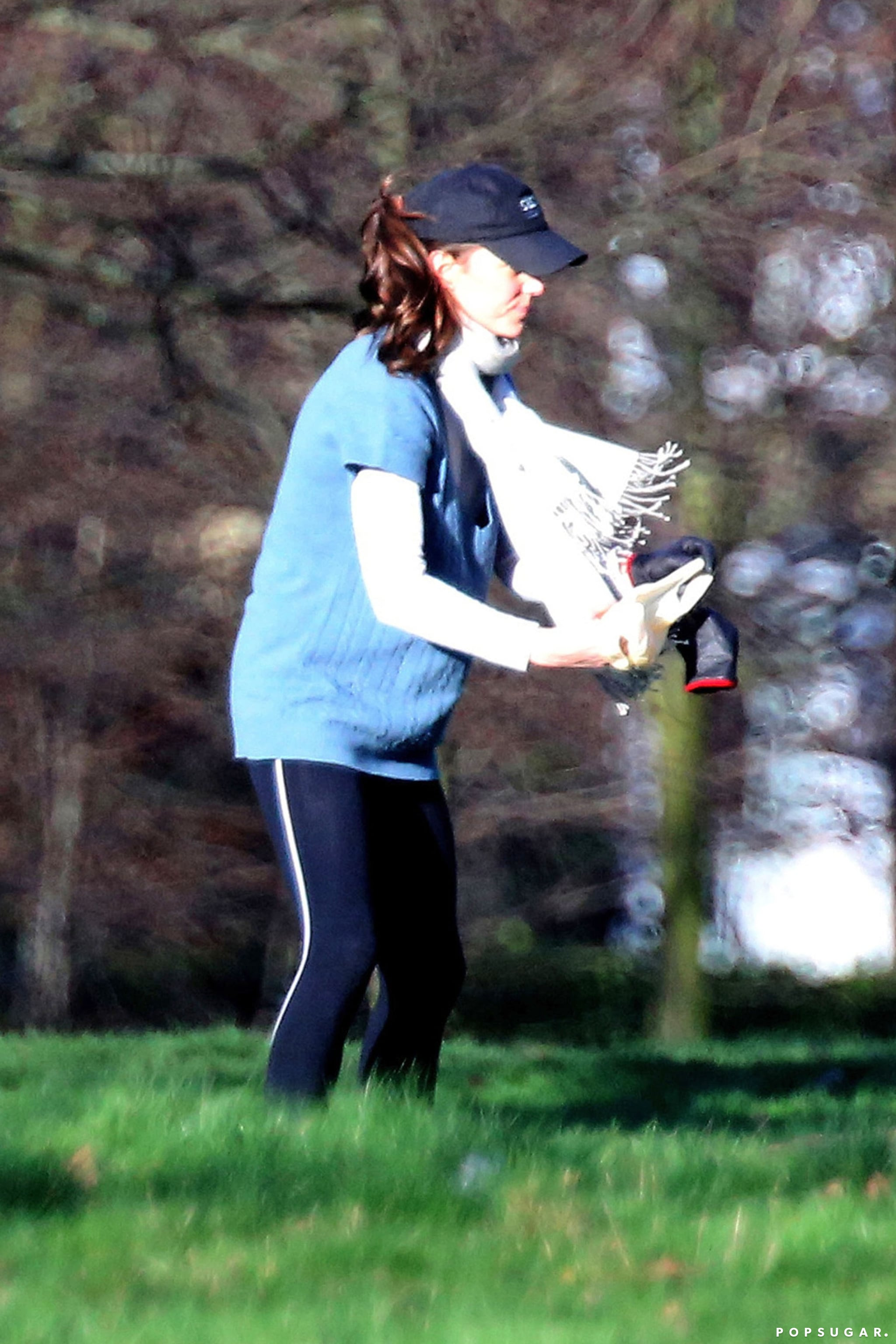 Even Kate Middleton Has Yoga-Pants Days