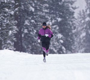 When Is It Too Cold to Run Outdoors?