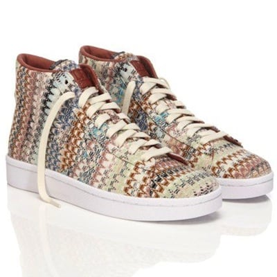 Missoni For Converse Archive Project Collaboration