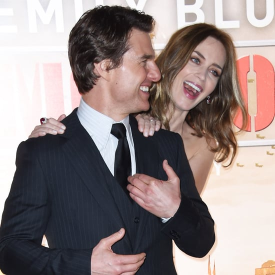 Emily Blunt Almost Killed Tom Cruise | Video