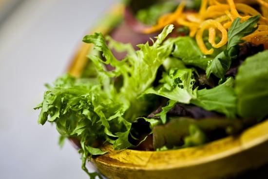 Do You Eat Salad Without Salad Dressing?