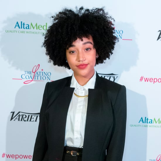 Amandla Stenberg Joins Everything Everything Movie