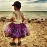 This Mom Is Defending Her Son's Right to Wear Sparkly Tutus in Public