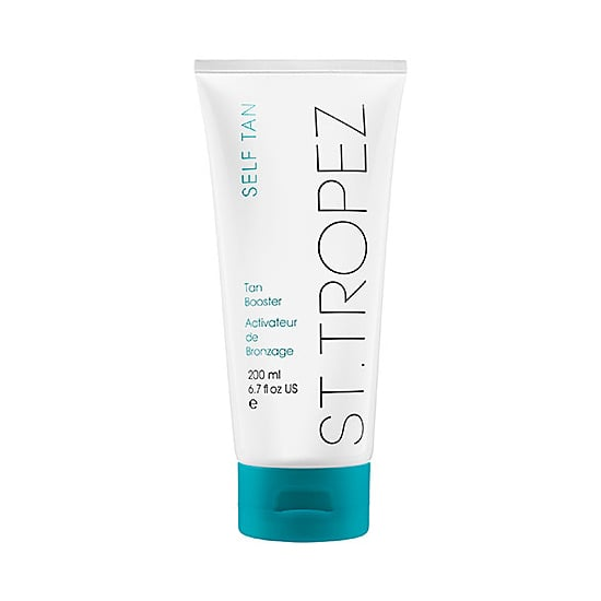 Give your self-tan a rejuvenating boost with St. Tropez Tan Booster ($30), which works to stretch your glow out for an extra few days.