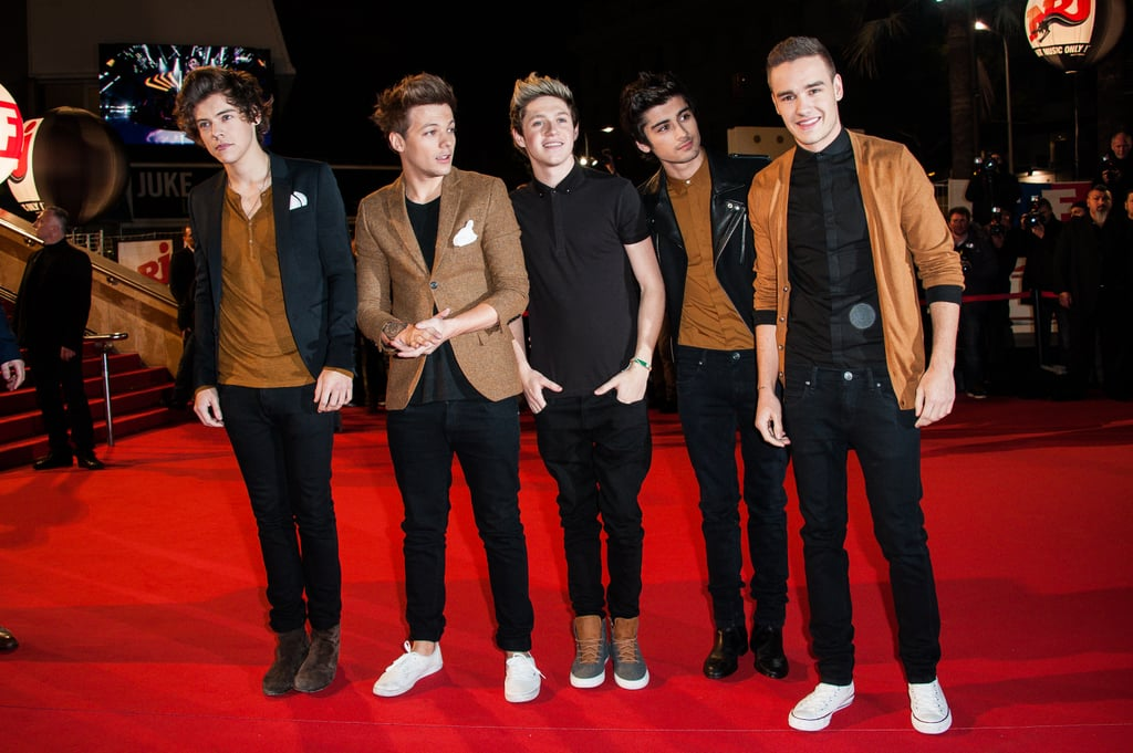 Alicia Keys and Taylor Swift Hit the NRJ Awards — With One Direction
