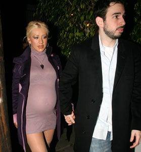 Christina Aguilera and Jordan Bratman Welcome Their First Baby