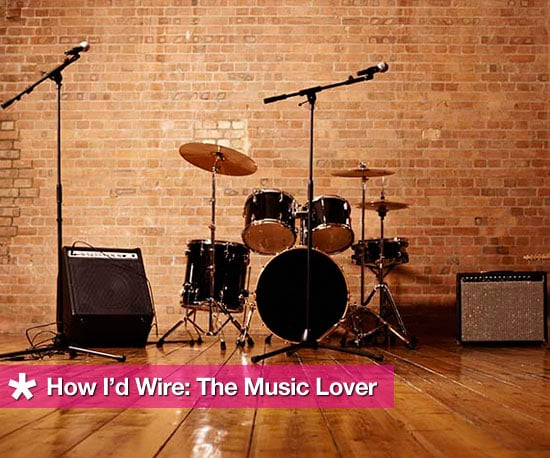 How I'd Wire the Music Lover