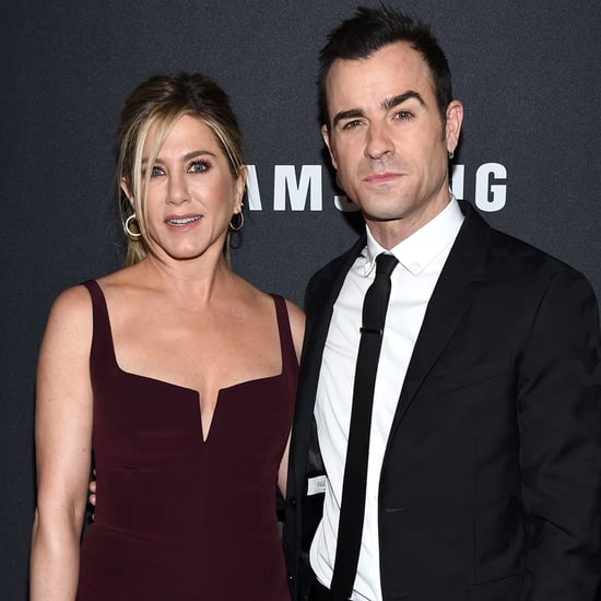Jennifer Aniston and Justin Theroux at Zoolander 2 Premiere