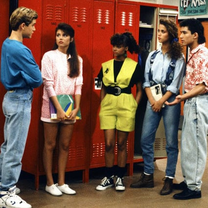 Saved by the Bell Reunion Video References