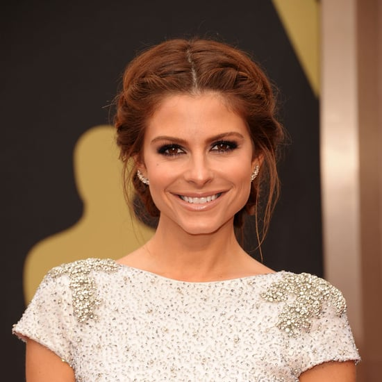 Pictures of Maria Menounos at the 2014 Oscars