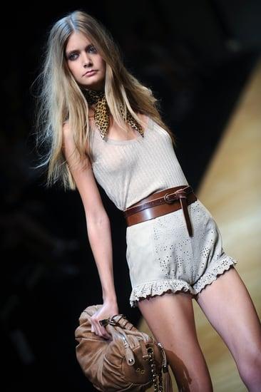 Milan Fashion Week: D&G Spring 2010
