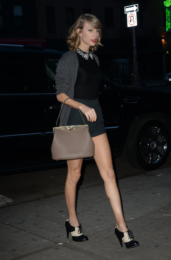 Taylor Swift Spent Her Day Hanging Out With Your Favorite People