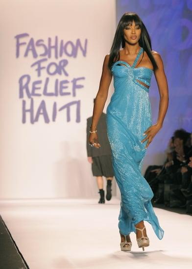 New York Fashion Week: Fashion for Relief Haiti