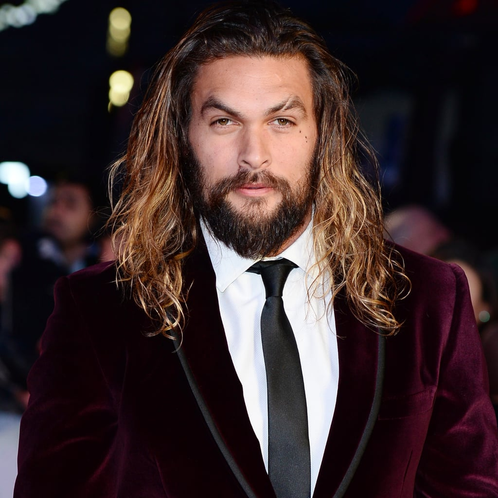 Why Jason Momoa Is The Best Aquaman Popsugar Entertainment