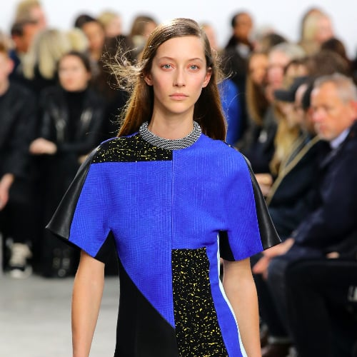 Proenza Schouler Fall 2014 Hair and Makeup   Runway Pictures