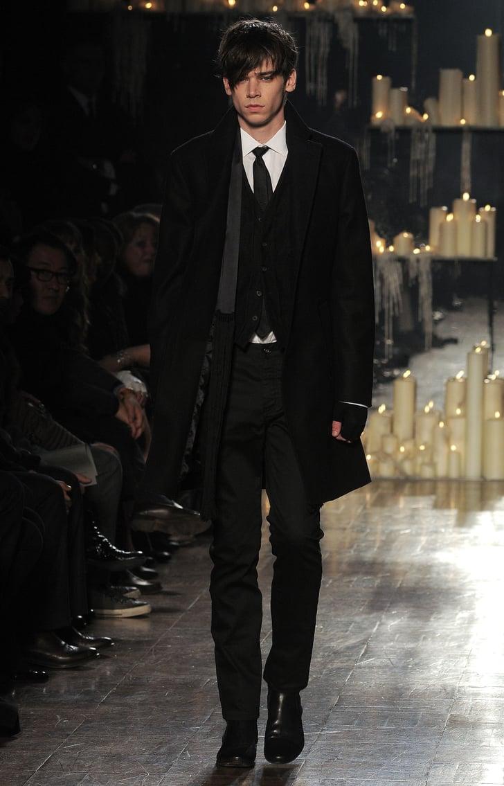 Milan: John Varvatos Fall 2010