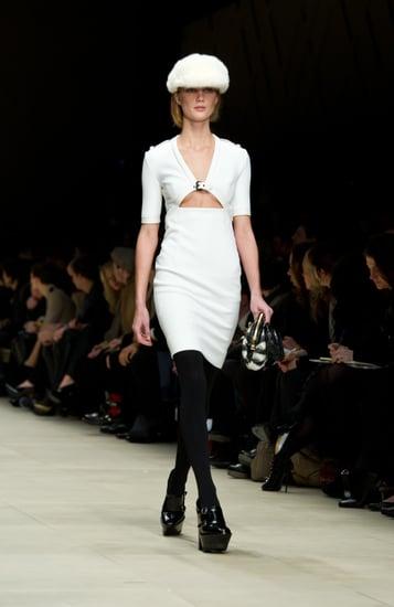 Fall 2011 London Fashion Week: Burberry Prorsum