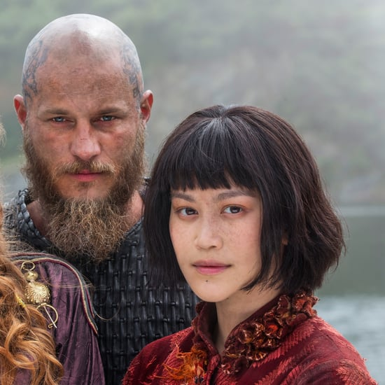 Yidu and Ragnar Picture on Vikings