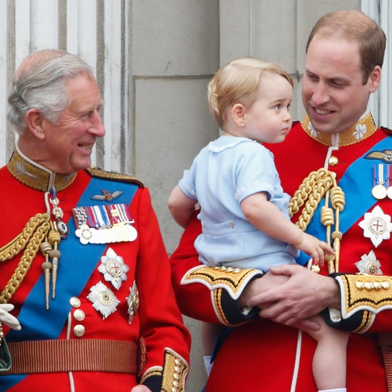 Prince George Second Birthday Gift From Prince Charles