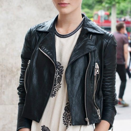 Leather Biker Jackets For Women