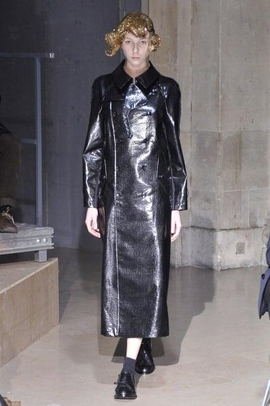Fall 2011 Paris Fashion Week: Comme des Garcons