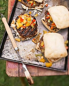 Jerk Burger Recipe