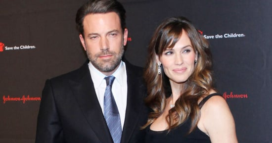 Ben Affleck and Jen Garner Reportedly Putting That Whole Divorce Thing on Hold