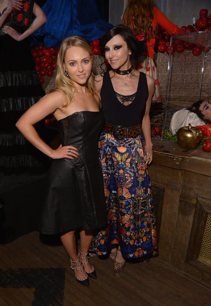 AnnaSophia Robb and Stacey Bendet
