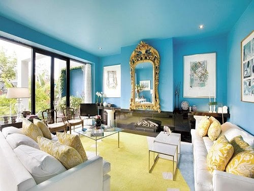 Midday Muse: Painted Ceilings
